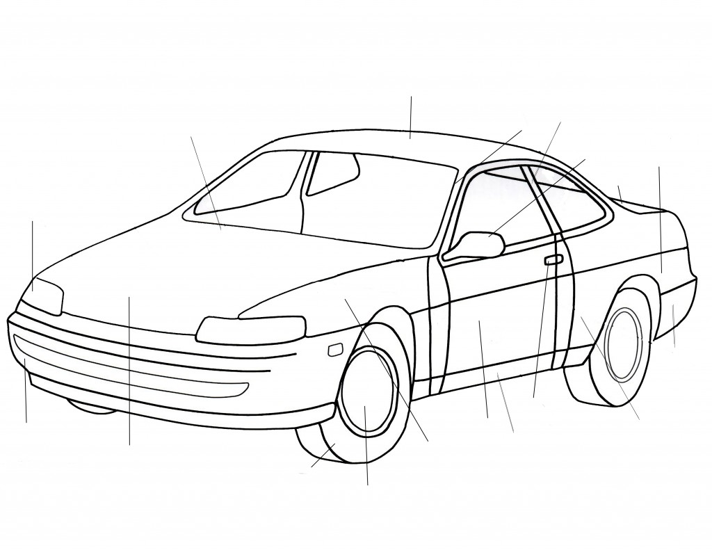 Diagram of a Car